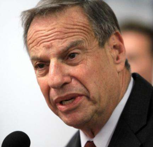 San Diegan Mayor Bobby Filner