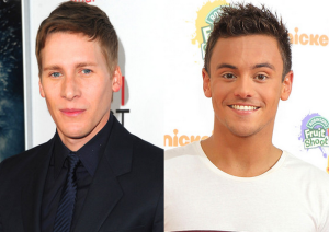 Dustin Lance Black/Tom Daley