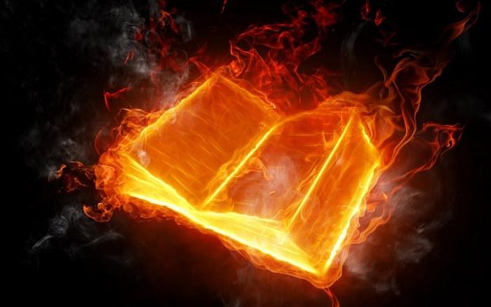 bookburn